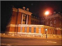 TQ1873 : The Royal Star and Garter Home, Richmond Hill by David Howard
