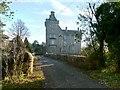 NS4276 : Overtoun House and Overtoun Bridge by Lairich Rig
