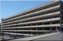 ST5773 : Car park, Berkeley Place, Bristol by Stephen Richards