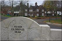 SJ3384 : Port Sunlight War Memorial by Stephen McKay