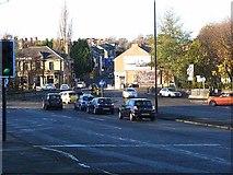 NZ2568 : Carmageddon in South Gosforth by Oliver Dixon