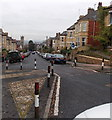 ST3087 : Traffic calming in Llanthewy Road, Newport by Jaggery