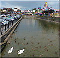 SO8071 : Canal/river basin in Stourport-on-Severn by Mat Fascione