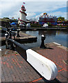SO8071 : Canal basin in Stourport-on-Severn by Mat Fascione