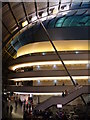 NZ2563 : Tyneside Interiors : Inside The Sage At Night by Richard West
