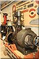 SX4773 : Robey Trust - steam engines by Chris Allen