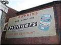 SP0194 : Stone Cross ghost sign 2-from paint to peppers-West Mids by Martin Richard Phelan
