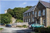 SN5981 : Former Penweddig School by Ian Capper