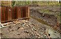 J3773 : Flood alleviation works, Orangefield Park, Belfast (9) by Albert Bridge