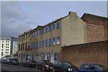 SK3487 : Former site of J W Bartholomew & Sons Ltd, Doncaster Street, Shalesmoor, Sheffield by Terry Robinson