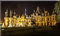 SP7316 : Waddesdon Manor, Buckinghamshire by Christine Matthews