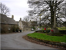 SO9312 : Brimpsfield, Gloucestershire by Jonathan Billinger