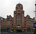 SJ3590 : Grand Central Hall, Liverpool by The Carlisle Kid
