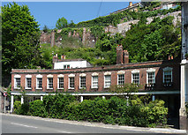 ST5672 : The Colonnade, Hotwell Road, Bristol by Stephen Richards