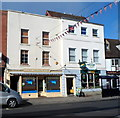 SO8933 : Halfords Traditional Butchers, Tewkesbury by Jaggery