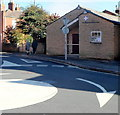 SO8933 : Tewkesbury Scout Group hall by Jaggery