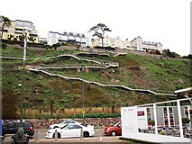SX9163 : The Rock Walk, Torquay by Stephen Craven