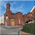 SU4013 : RC Church of St Boniface, Southampton by Jaggery