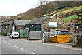 SE0023 : Cragg Builders, Cragg Road, Cragg Vale by Humphrey Bolton
