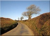SX3257 : Lane to Bake by Derek Harper