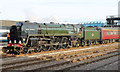 SK9770 : 70013 Oliver Cromwell at Lincoln Station by J.Hannan-Briggs