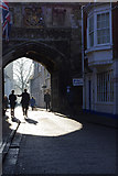 SU1429 : North Gate, Salisbury by Stephen McKay