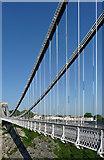 ST5673 : Clifton Suspension Bridge, Bristol (3) by Stephen Richards