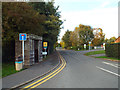 SP0774 : Severn Way, Wythall by Robin Stott