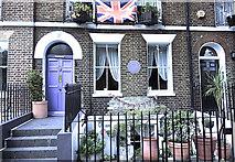 TQ3179 : 100 Lambeth Road by Anthony O'Neil