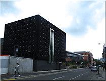 SK3487 : Soundhouse and Health Centre, Gell Street, Sheffield by Terry Robinson