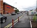 N8667 : Tesco Stores, Kennedy Road, Navan by Eric Jones