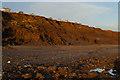 TA2049 : Cliff top caravans north of Hornsea by Ian S
