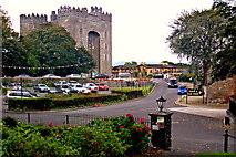 R4560 : Bunratty - Bunratty Castle & Durty Nellys Pub by Joseph Mischyshyn