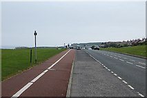 NZ3965 : Coast Road by Richard Webb