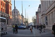 TQ2679 : Exhibition Road, South Kensington by Jim Barton