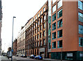 J3373 : Nos 27-37 Adelaide Street, Belfast (December 2013) by Albert Bridge
