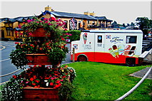 R4560 : Bunratty - Durty Nelly's HB Ice Cream Truck Kiosk & Pub by Joseph Mischyshyn