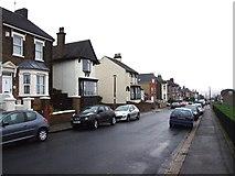 TQ7369 : Goddington Road, Strood by Chris Whippet