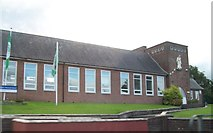 N7895 : St Joseph's National School, Kingscourt by Eric Jones