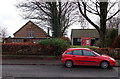 ST1377 : Saint Peter's church and community hall, Fairwater, Cardiff by Jaggery