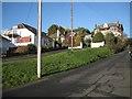 SX9373 : Glenside Close, a private road off Buckeridge Road by Robin Stott