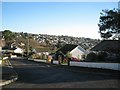 SX9373 : Looking east-northeast from the top of Hawkins Drive by Robin Stott