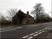 TL2460 : A428 Cambridge Road & Whitehall Farm by Adrian Cable