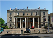 ST5673 : Dorset House, Clifton Down, Bristol by Stephen Richards