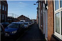 TA0830 : Marshall Street off Newland Avenue, Hull by Ian S