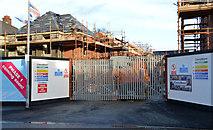 J3775 : Victoria Close, Sydenham, Belfast (4) by Albert Bridge