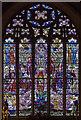 TQ9017 : East window, St Thomas' church, Winchelsea by Julian P Guffogg