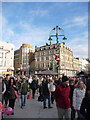 SZ0891 : Bournemouth: The Square is busy by Chris Downer