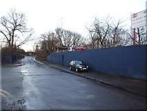 SP0189 : Roebuck Lane, Smethwick by Chris Whippet