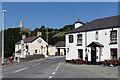 SN6080 : The Square, Llanbadarn Fawr by Ian Capper